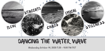Dancing the 5Rhythms Wave - The Elements of Water